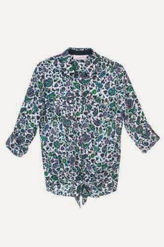 camisa estampada Jones New York