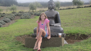 Me and Buddha:)