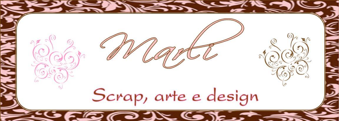 Marli scrap, arte e design