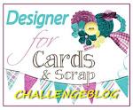 Cards&Scraps Challengeblog