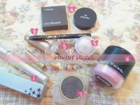 1 Elianto Sparkle Magic Powder