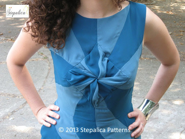 Going one Step further with Stepalica Patterns + Giveaway