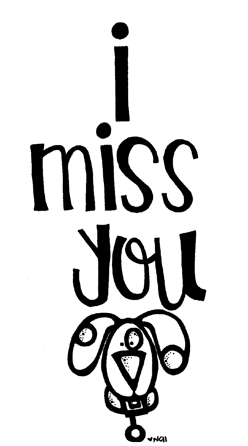 Free Coloring Pages Of I Miss You Color Pages