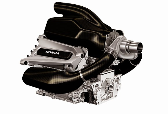 Honda: Novo motor que equipará carro da Fórmula 1