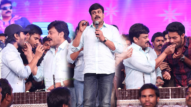 Chiranjeevi 60th Birthday Celebrations HD Gallery | Allu Arjun | Ram Charan | Varun Tej