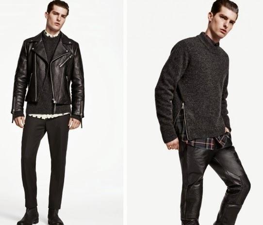 Collarless Jean Jacket H&m H&m Sweatpants And Biker Jeans