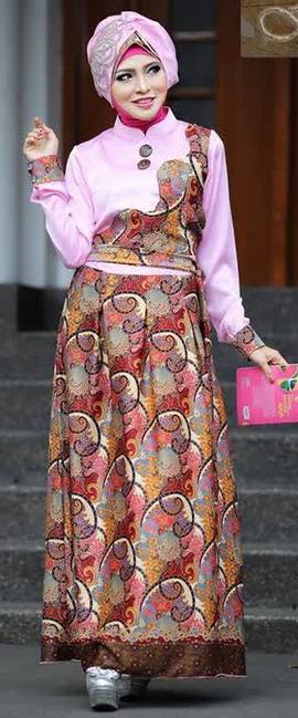 Trend Fashion Model Busana Muslim Wanita Terbaru