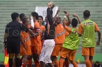 Persisam VS Pelita Bandung Raya PBR ISL 2013