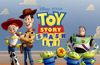 Ti Toy Story Smash It cho iphone ipad ipod iOS