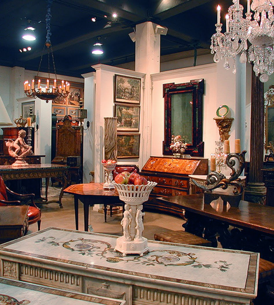 The Buzz on Antiques C MARIANI FINALLY JOINS 1st DIBS