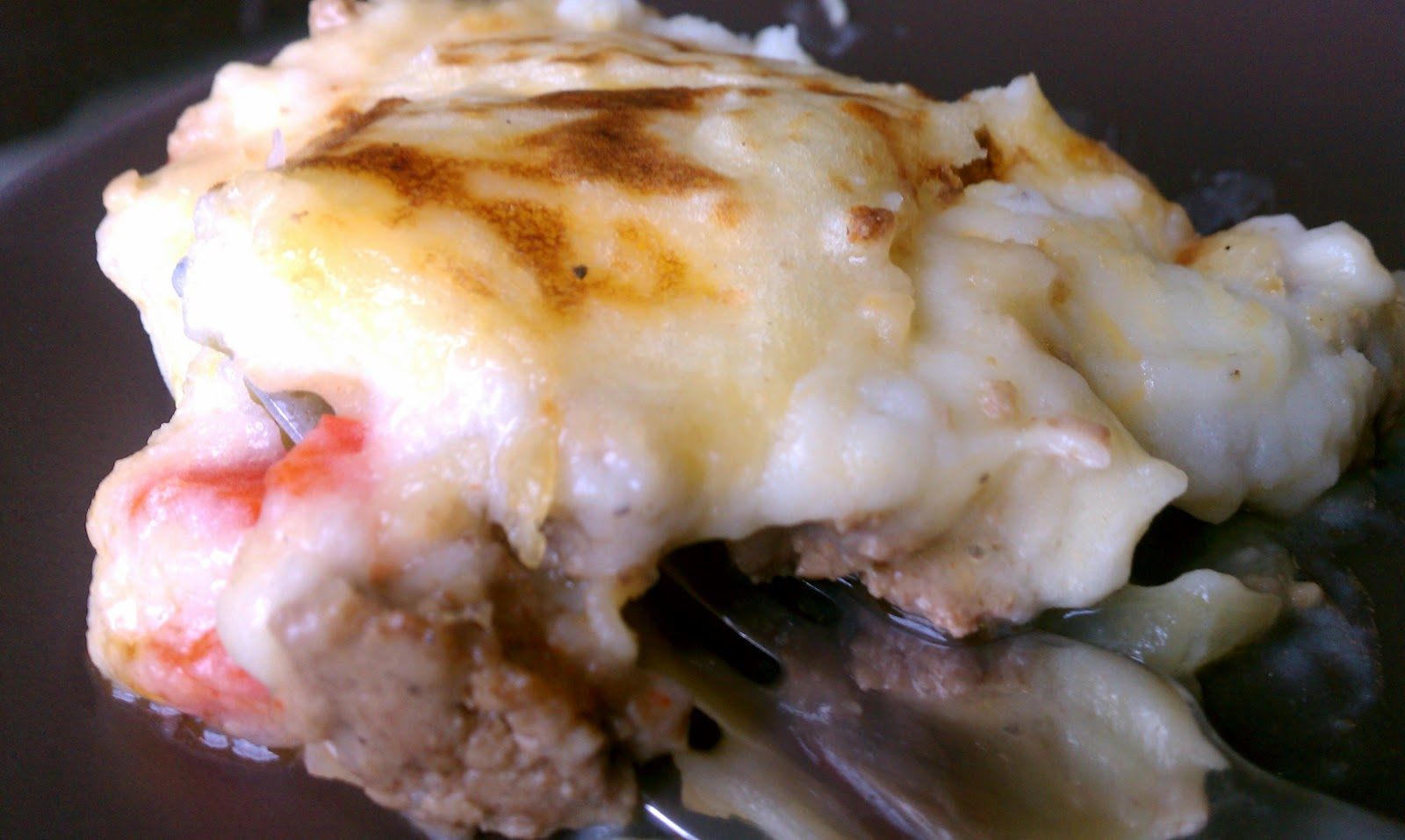 The Maternal Foodie: Non-traditional Shepherd's Pie