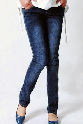 seluar jeans mengandung plus size