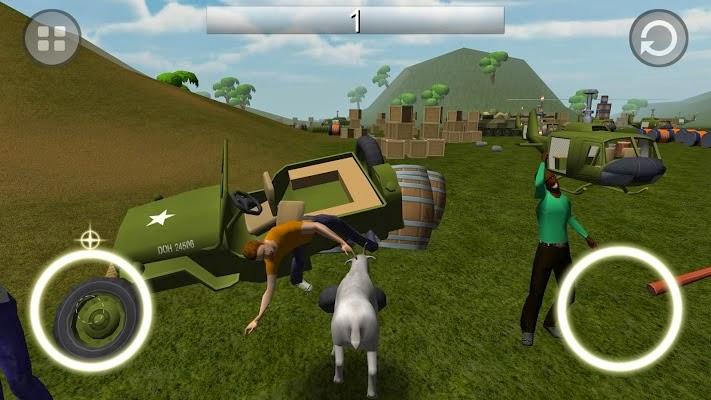 Goat Rampage full apk