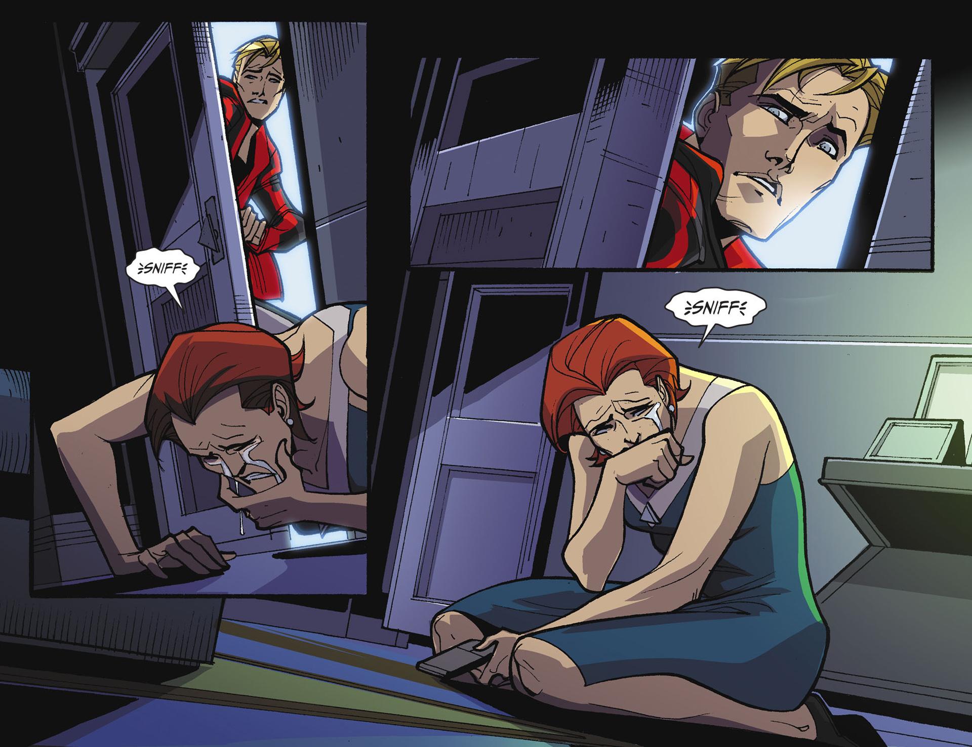 Batman Beyond 2.0 #17 #24 - English 18