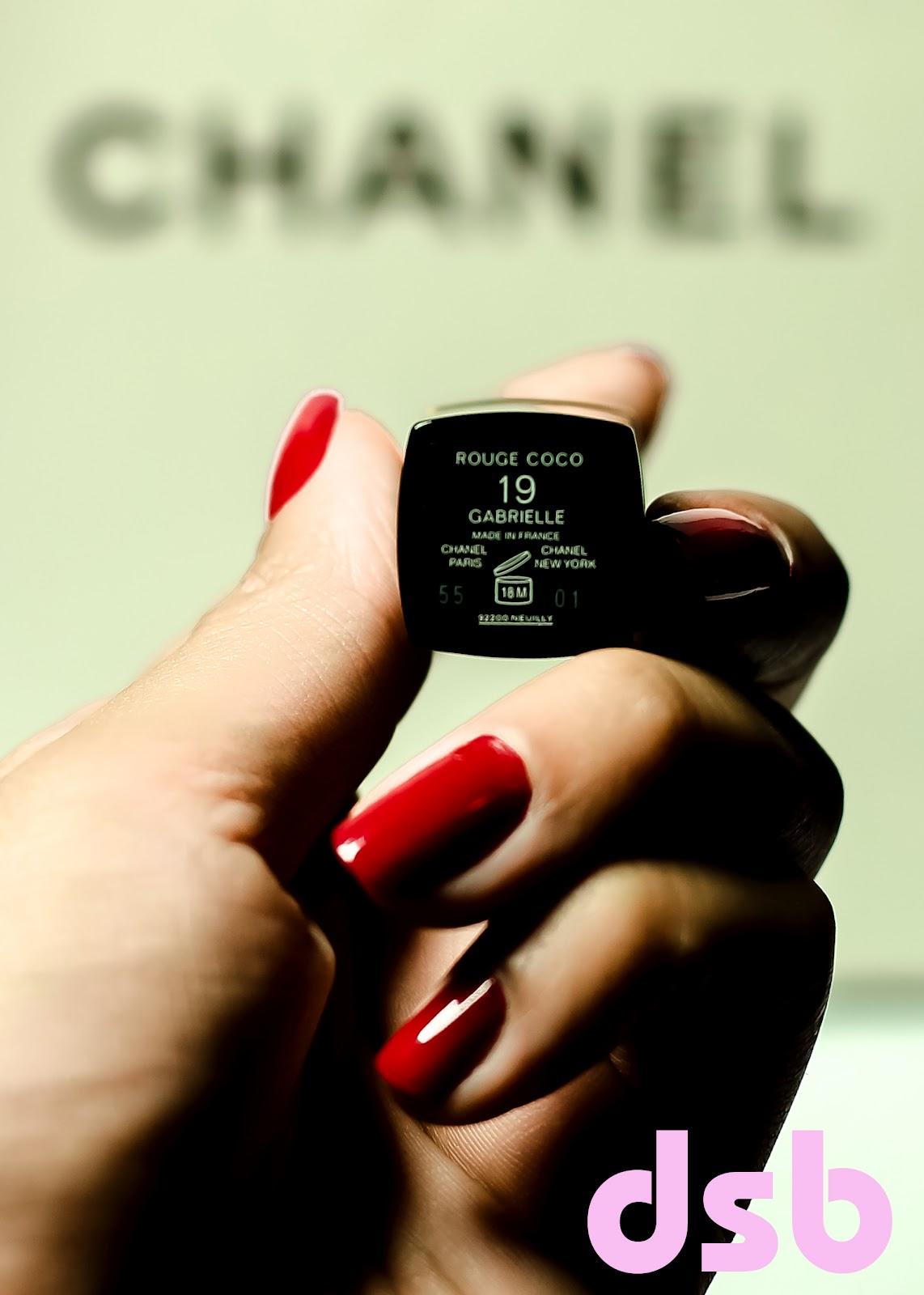 Beautiful Coco Chanel Red Nail Polish Image Nail Art Ideas Morihati Com