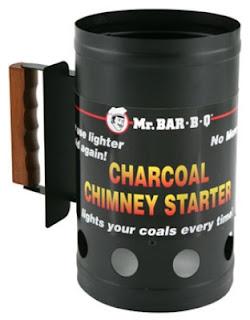 Chimney Fire Starter