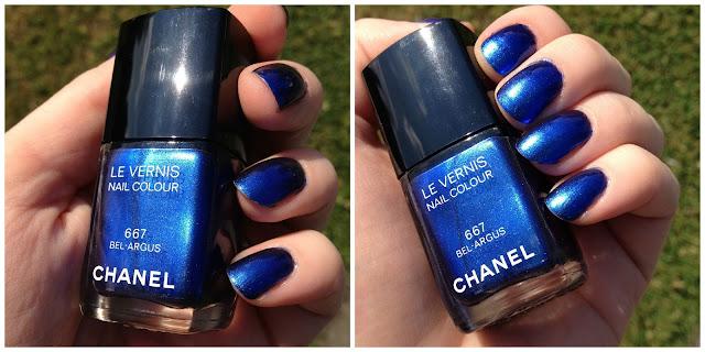 Chanel Le Vernis: Bel-Argus