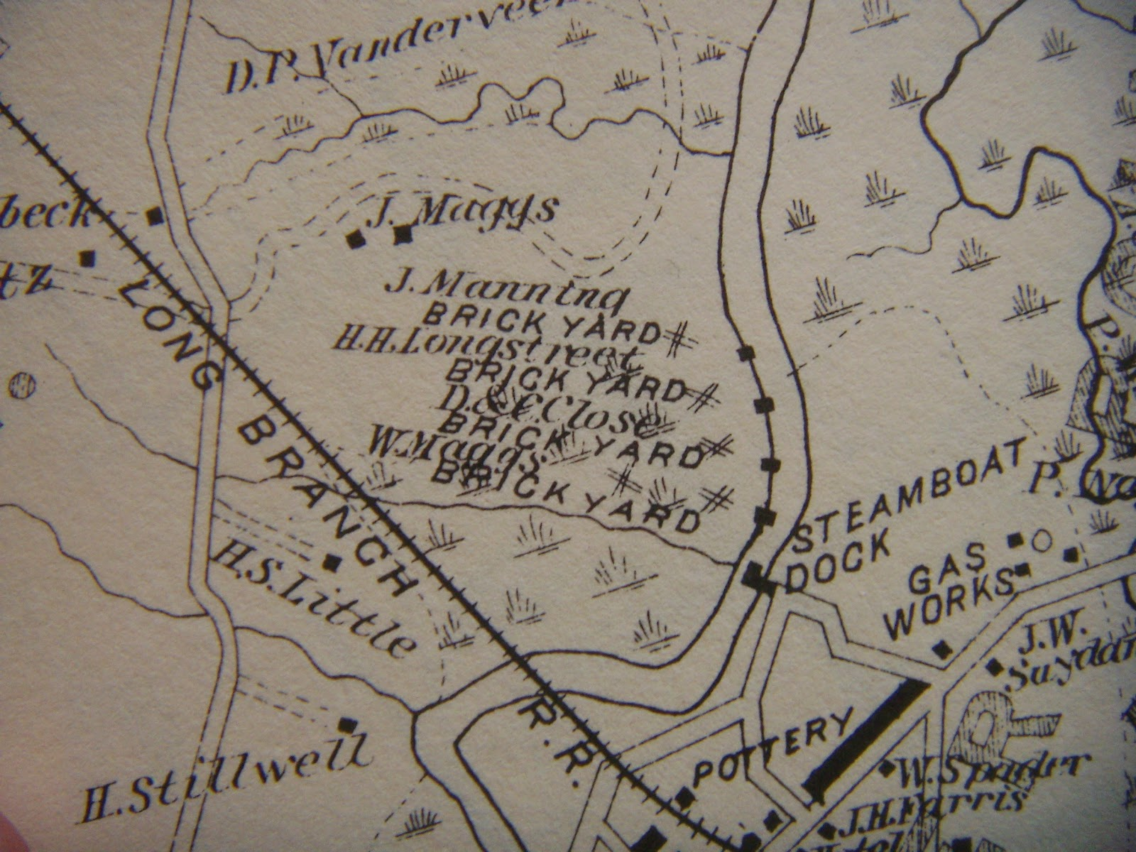 Matavan Detail Wolvertons Atlas 1889