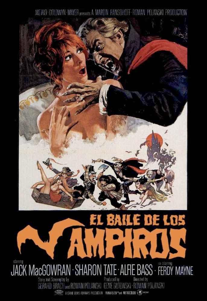 el baile de los vampíros