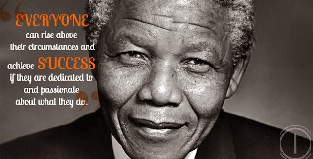 Nelson Mandela :: A Life of Inspiration day 1