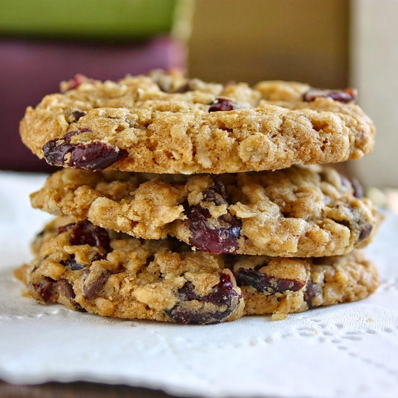 Oatmeal craisin chocolate cookie recipe