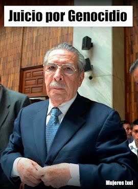 Juicio por Genocidio en Guatemala