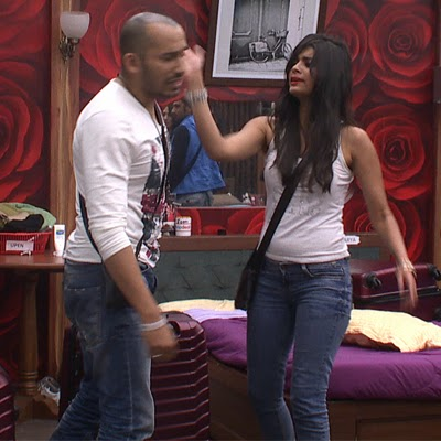 Sonali Raut Slaps Ali Quli Mirza in Bigg Boss 8 House Images/News