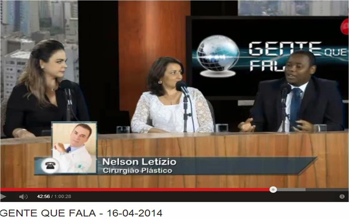 Programa Gente que Fala 16/04/2014