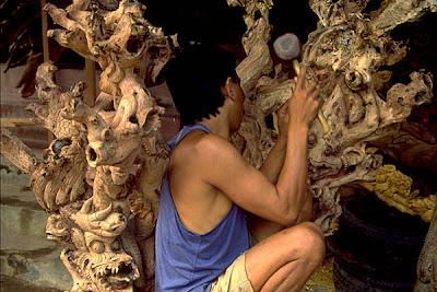 Mas Wood Carver