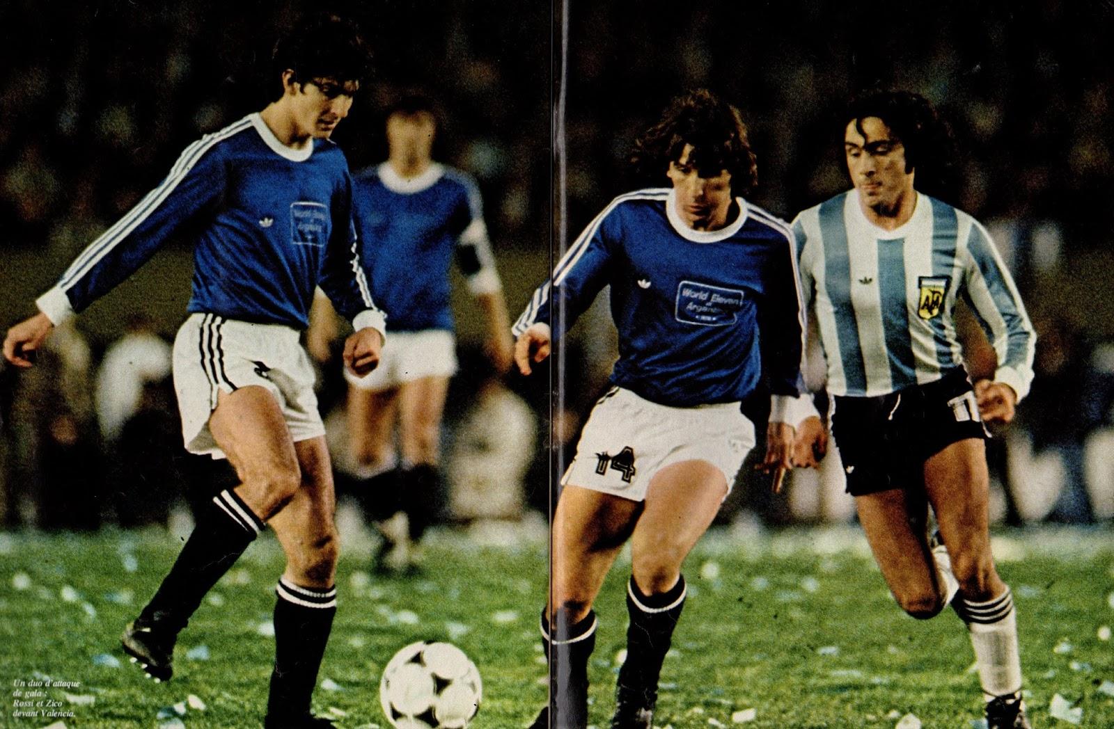 Resultado de imagem para seleção da fifa 1979