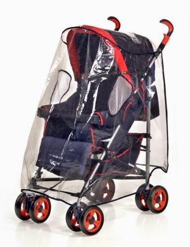 Libros y juguetes 1demagiaxfa para tu bebe protector para la lluvia para silla de paseo - Protector coche silla bebe ...