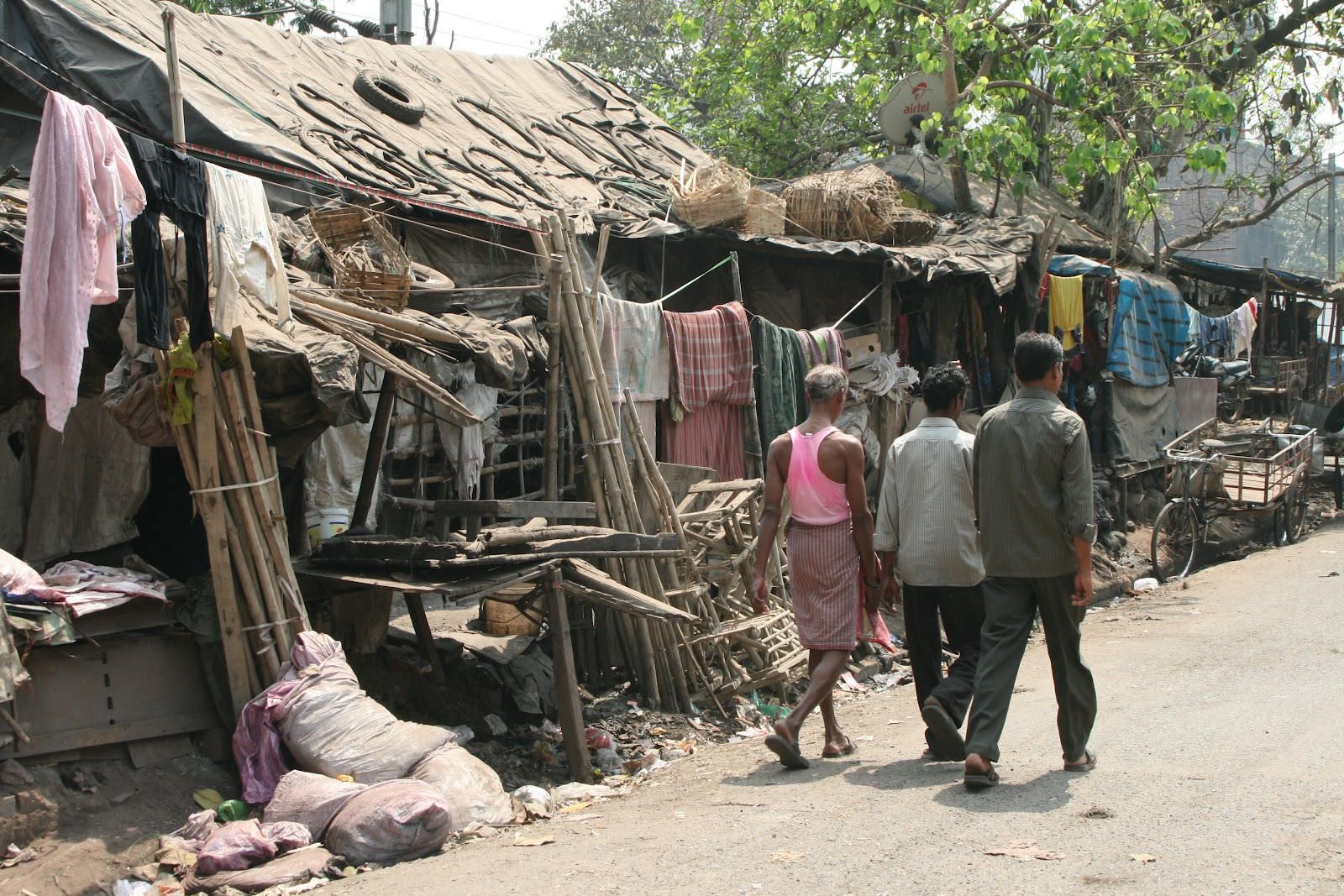land tenure in the slums of Kenya's slum dwellers tangles over tenure it was named after a british veteran of the second world war who got the land from the economist.