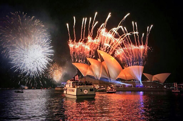 Сиднейский салют 2014