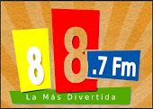 88.7 FM