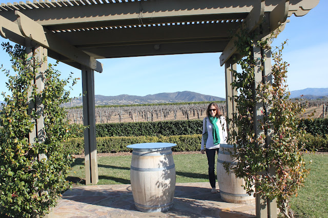 Ponte Family Estate Winery, Temecula, Calif.