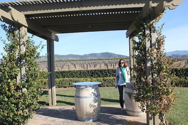 Ponte Family Estate Winery, Temecula, Calif.