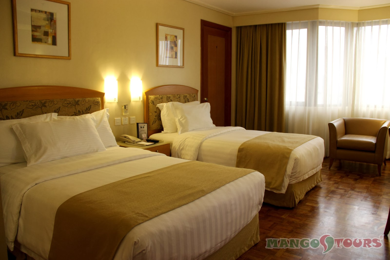 City Garden Hotel Makati room 2