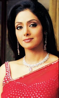 Actress Sri Devi - Bridal Jewells