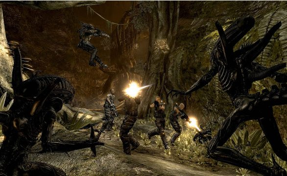 Avp 2010 multiplayer crack corrigir