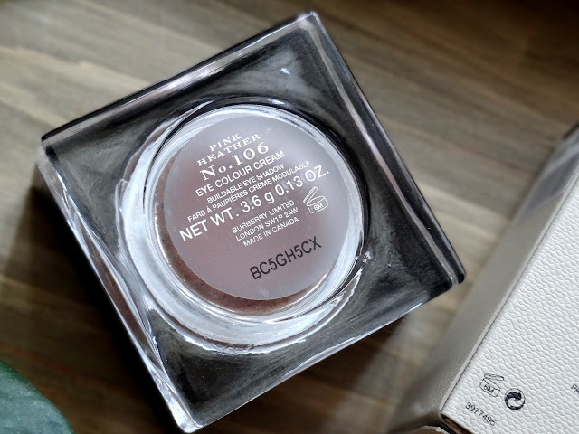 Burberry Beauty Eye Colour Cream in Pink Heather No.106