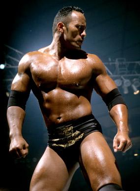 COOGLED: WWE DWAYNE TH...