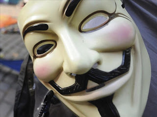 Anónimo se atribuye ataques a páginas del gobierno chino