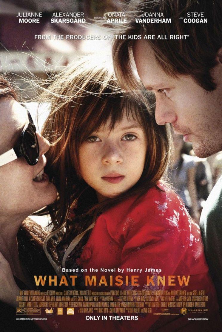 Download - Pelos Olhos de Maisie – BRRip AVI + RMVB Legendado ( 2013 )