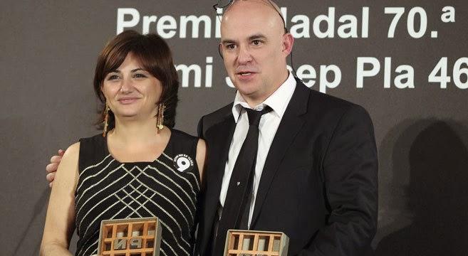 carmen amoraga premio nadal 2014
