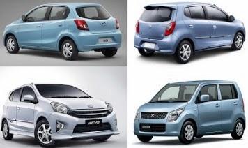 Kelebihan dan kelemahan Mobil murah LCGC