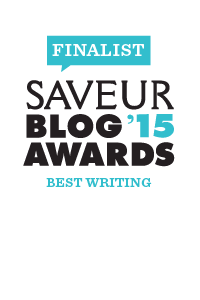 voting ends april 30th, 2015 for Saveur Food Blog Awards. i would love your support. Thank you!