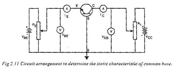 a  u0026quot media to get u0026quot  all datas in electrical science       common base configuration of a transistor