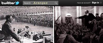 Arengas - Hitler y Lenin