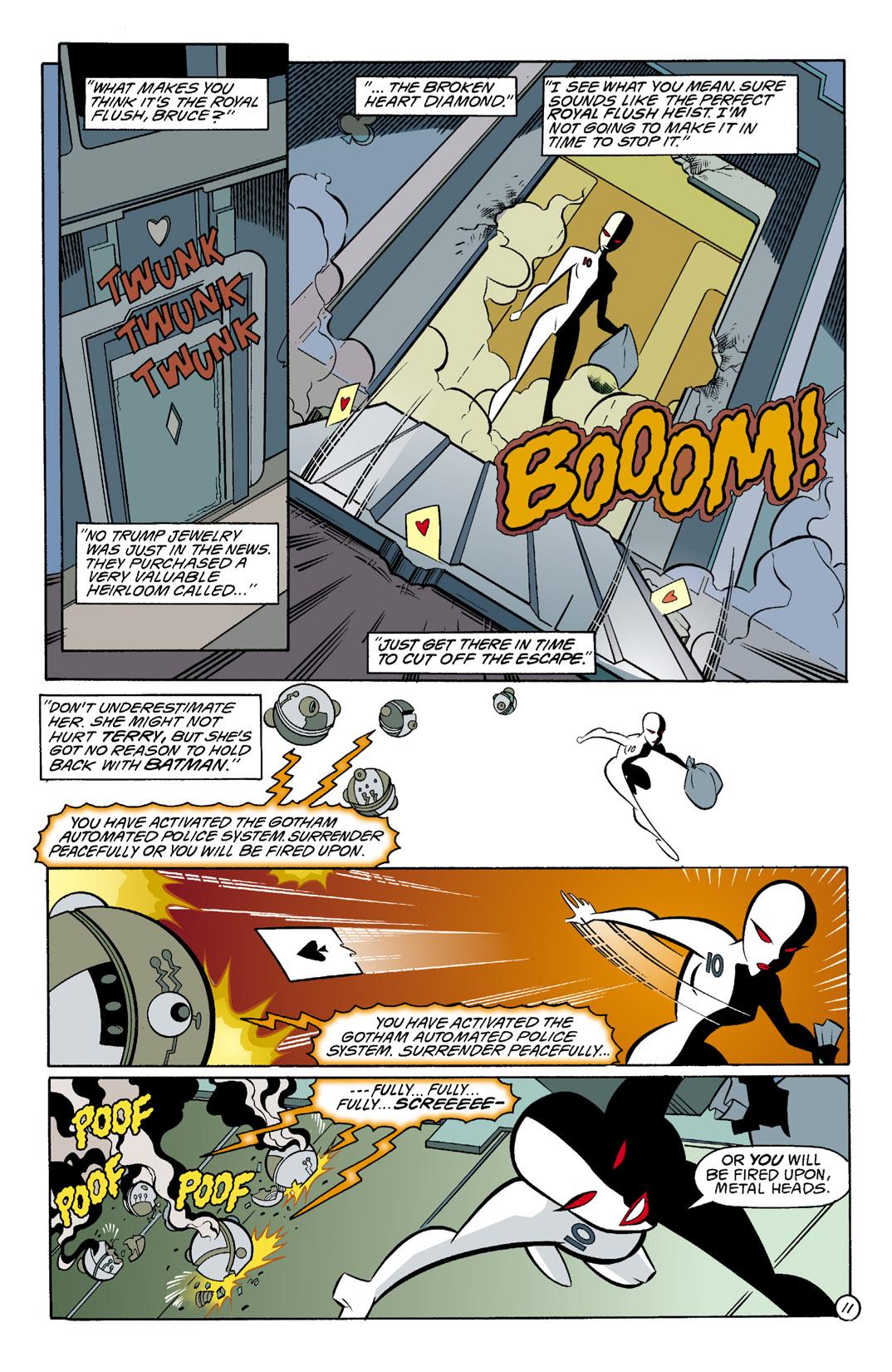 Batman Beyond [II] Issue #4 #4 - English 12