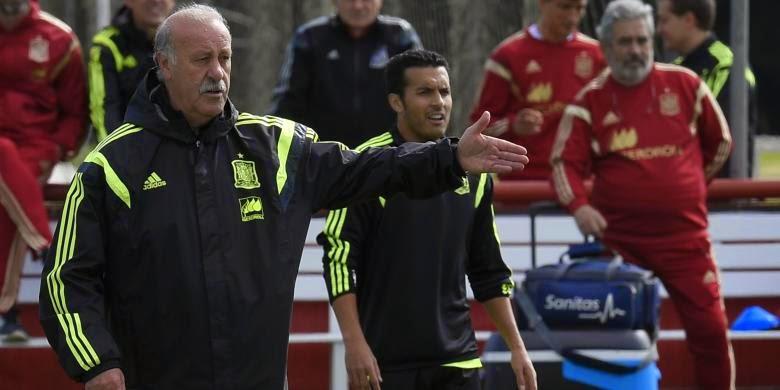 Tak Ada Jaminan Masuk Di Timnas Spanyol